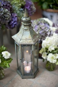 for the ???? of lanterns and romantic lighting / Aged