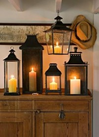 for the ???? of lanterns and romantic lighting / multiple lanterns
