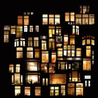 for the ???? of lanterns and romantic lighting / Anne-Laure House/Amsterdam