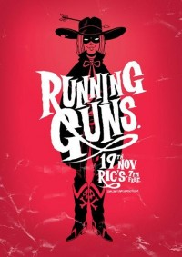 Gig Posters / GigPosters.com - Running Guns