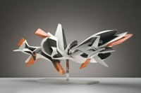 Glossy Sculptures on