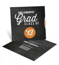 Graduation Invitations from PearTreeGreetings.com / Graduation Announcements -- Spinning Memories...