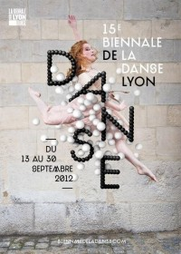 Graphic Design / Poster Danse Lyon — Designspiration
