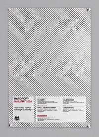 HardPop on the Behance Network — Designspiration