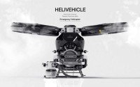 Helivehicle on