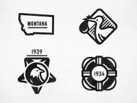 Icons / Dribbble_anc_badges — Designspiration