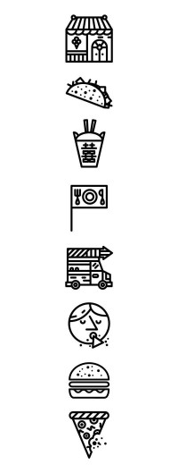 Icons / New York Mag Icons — Designspiration