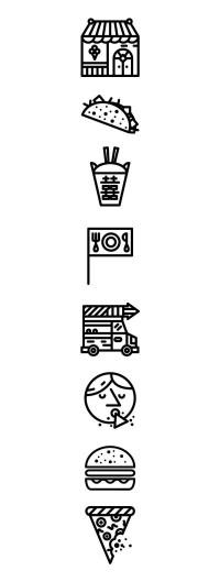 Icons / New York Mag Icons — Designspiration