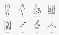 Icons / Symbols / studio fnt — Designspiration