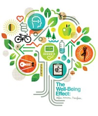Illustration / Healthways Well-Being Summit, by Matt Lehman — Designspiration