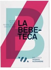 Imatge gràfica Biblioteca Vicente Aleixandre   Txell Gràcia   disseny — Designspiration
