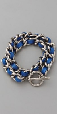 inspirations for craftiness / rebecca minkoff harlow leather bracelet