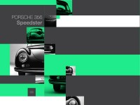 Interactive Book / Porsche Speedster 356 on