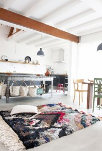 Interior design / carpet of life — Designspiration