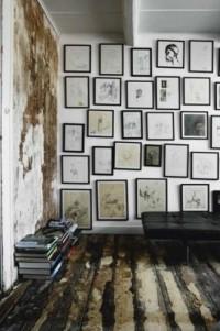Interior design / The Black Workshop — Designspiration