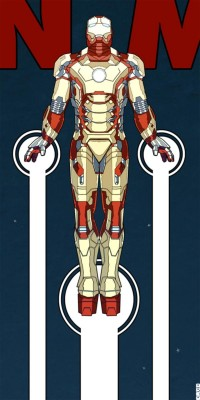Iron Man 3 Teaser on
