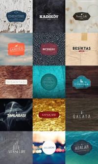 Istanbul Tipografi / Typography BY: Kutan URAL | Logos