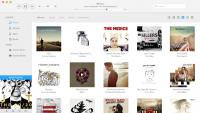 iTunes Redesign - UI/UX on
