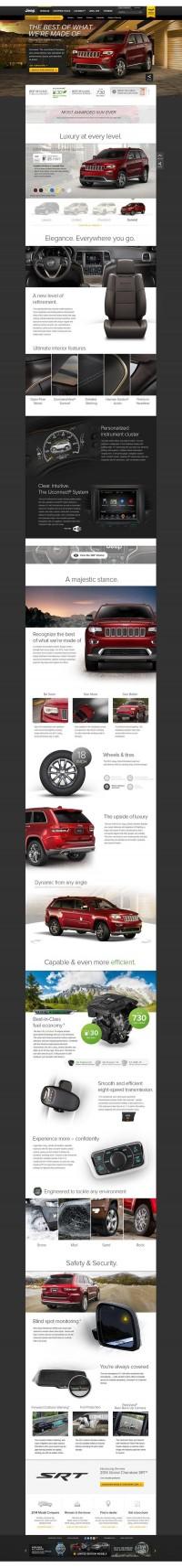 Jeep.com on