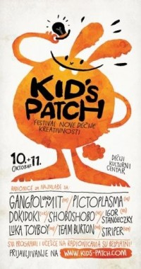 Kids-patch on the Behance Network — Designspiration