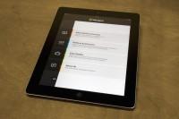 kit digital iPad app on