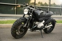 Lazareth Scrambler - BMW R1200 R on