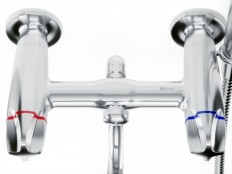 Lemark faucet on
