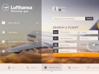 Lufthansa Concept on