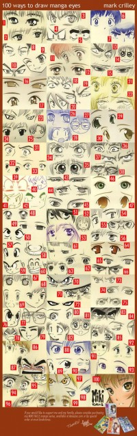 Manga_Eyes__100_Ways_by_markcrilley.jpg (501×1596)