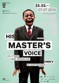 / master's voice | Editorial Design