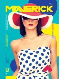 Maverick Magazine /01 on