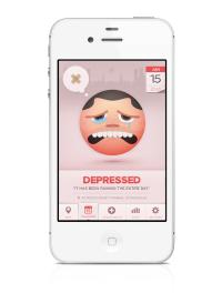 Moodswings | iPhone on