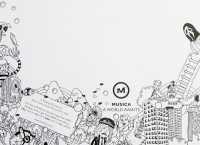MUSICA Corporate Identity on