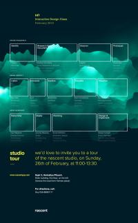 nascent studio tour on