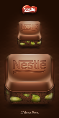 Nestle Damak iPhone Game on