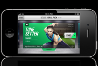 Nike+ Training on