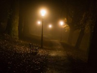 November Night by tvurk.deviantart.com   gothica