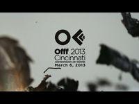 OFFF 2013 Opening Titles Cincinnati sur