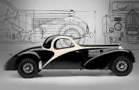 Old Cars and Bikes and anything else on Wheels / 1938 Bugatti Type 57 Atalante