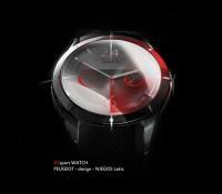 Peugeot GTsport Watch - work in progress on