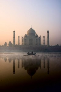 Photography | Visual Inspiration / Taj Mahal, Agra, India