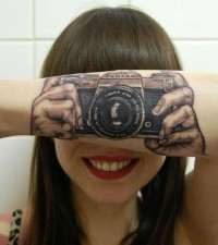 pierceings and tattoos <3 / Photographic dedication! via @Laughing Squid