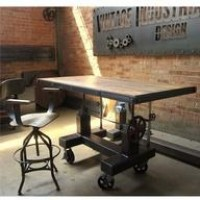 Pinterest / Search results for industrial furniture
