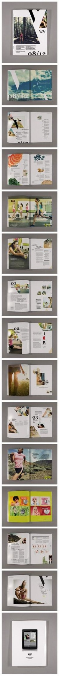 Pinterest / Search results for magazine layout