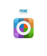 Pixme - mobile app on