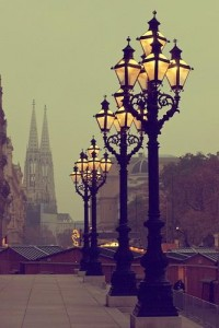 Places to go to or have been / Vienna