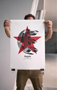 Posters / POSTERS IV on Behance — Designspiration