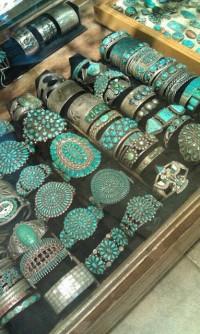 pretties / turquoise.