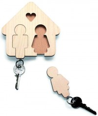 Products I Love / His & Her Keys Holder