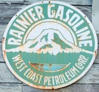 Rainier Gasoline | Flickr - Photo Sharing! — Designspiration